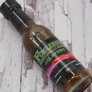 Fenglehorn Jalapeño Sweet Chilli Sauce 190g Jalapeno ChilliBOM Hot Sauce Club Australia Chilli Subscription Gifts SHU Scoville