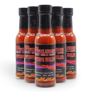 Fenglehorn Supernova Uberlava Sweet Chilli Sauce 150ml group2 ChilliBOM Hot Sauce Club Australia Chilli Subscription Gifts SHU Scoville