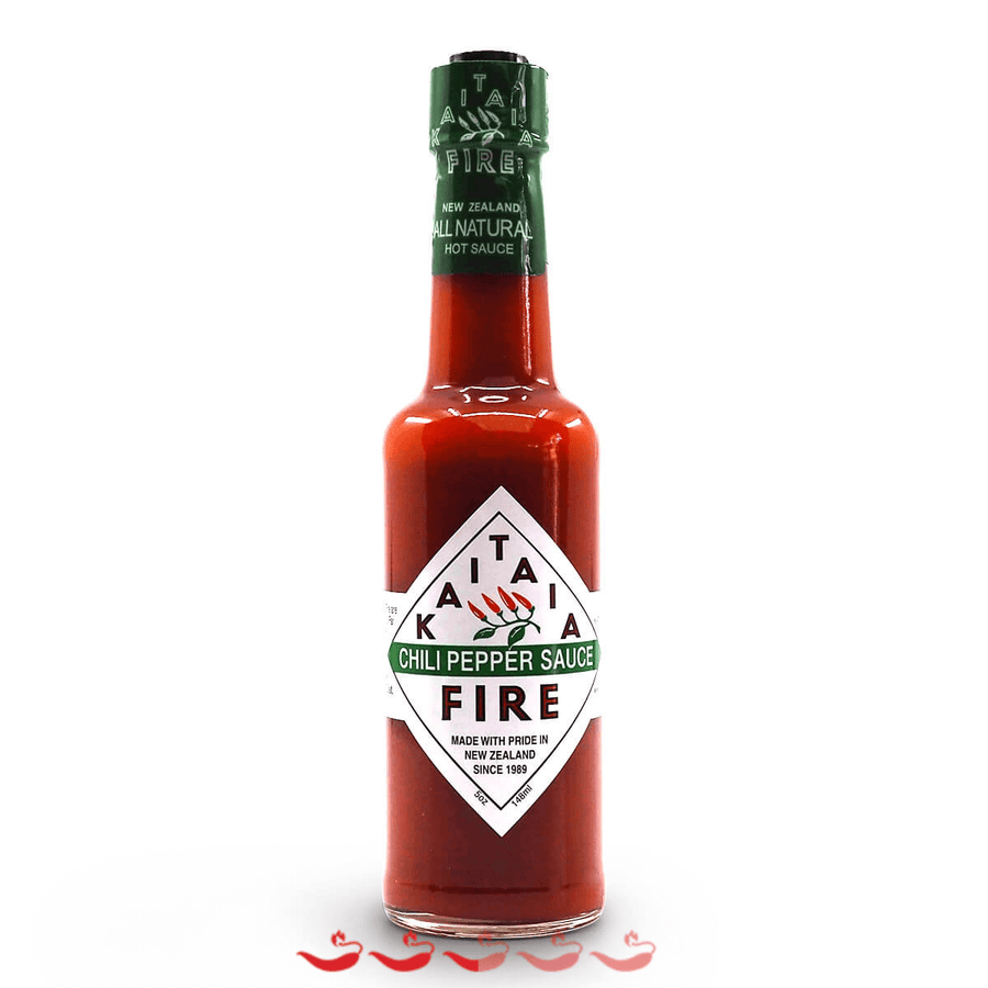 Kaitaia Fire Chilli Pepper Sauce ChilliBOM Hot Sauce Club Australia Chilli Subscription Gifts SHU Scoville