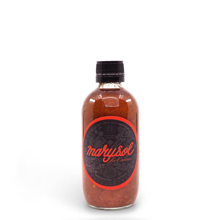 Marysol Hot Sauce 200ml ChilliBOM Hot Sauce Club Australia Chilli Subscription Gifts