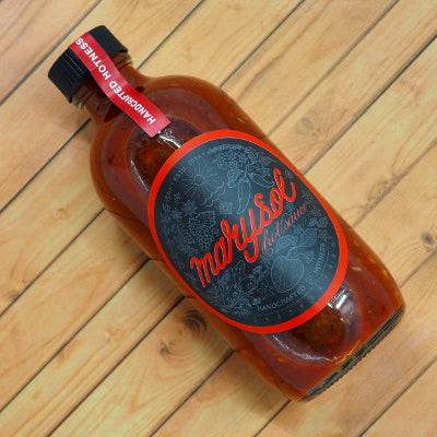 Marysol Hot Sauce 200ml stylised ChilliBOM Hot Sauce Club Australia Chilli Subscription Gifts
