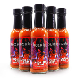 Mocojambe Ocho Rios X Hot Sauce 150ml group2 ChilliBOM Hot Sauce Club Australia Chilli Subscription Gifts SHU Scoville
