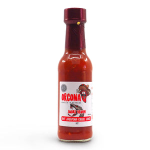 Orcona Snake Venom Hot Sauce 150ml ChilliBOM Hot Sauce Club Australia Chilli Subscription Gifts SHU Scoville
