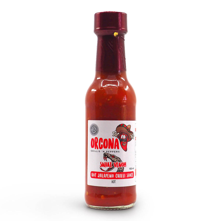 NZ Limited edition Gift Box ChilliBOM Hot Sauce Club Australia Chilli Subscription Gifts SHU Scoville Orcona Snake Venom