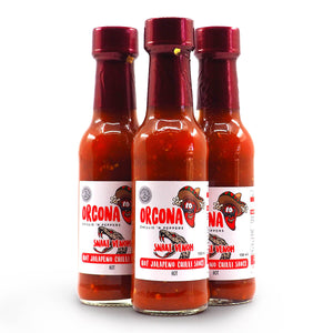 Orcona Snake Venom Hot Sauce 150ml group ChilliBOM Hot Sauce Club Australia Chilli Subscription Gifts SHU Scoville