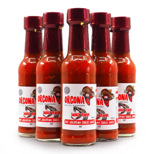 Orcona Snake Venom Hot Sauce 150ml group2 ChilliBOM Hot Sauce Club Australia Chilli Subscription Gifts SHU Scoville