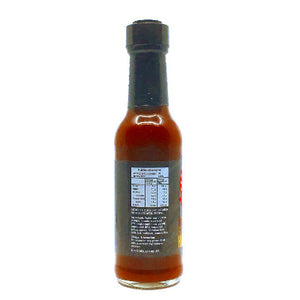 Ranch Hand Foods Chipotle & Stout Hot Sauce 150ml back ChilliBOM Hot Sauce Club Australia Chilli Subscription Gifts