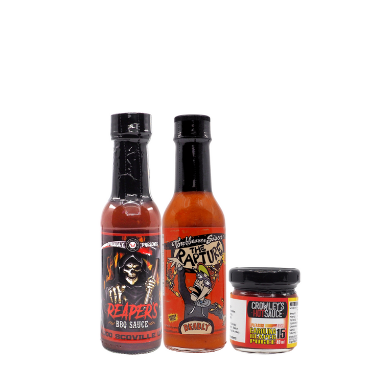 ChilliBOM Shut up and burn bundle buy hoy sauce store Australia