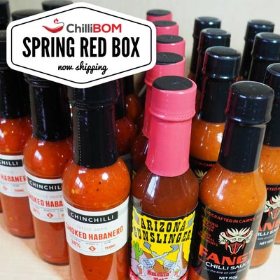 Spring Red Box ChilliBOM