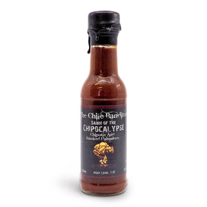 The Chile Banditos Dawn of the Chipocalypse 150ml ChilliBOM Hot Sauce Store Hot Sauce Club Australia Chilli Sauce Subscription Club Gifts SHU Scoville