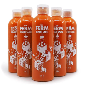 The Ferm Naturally Fermented Kimchi Sauce 265g