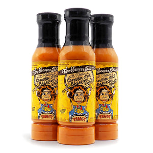 Torchbearer Carolina-Style Barbeque Sauce 340g ChilliBOM Hot Sauce  Store Hot Sauce Club Australia Chilli Subscription Club Gifts SHU Scoville barbecue bbq group
