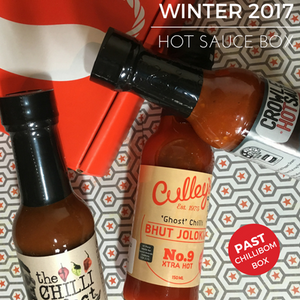 Winter 2017 ChilliBOM Red Box