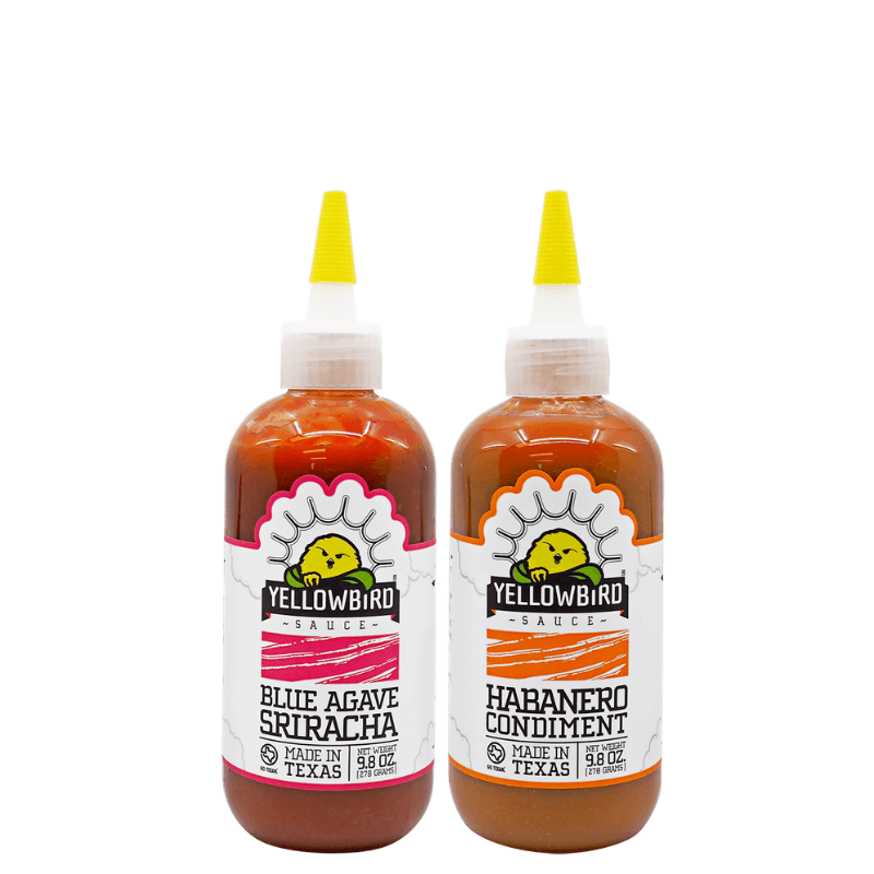 Yellowbird hot sauce bundle buy ChilliBOM hot sauce store matshotshop saucemania
