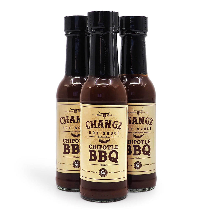 Changz Chipotle BBQ 150ml