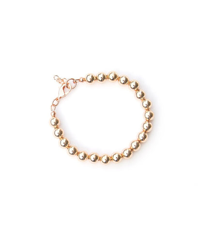 Blush Defined Rose Gold Bracelet - lunarluxe - 1