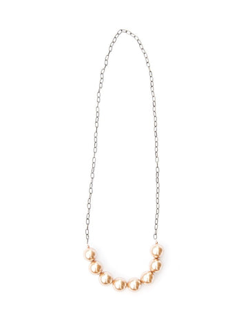 Blush Delight Necklace - lunarluxe - 1