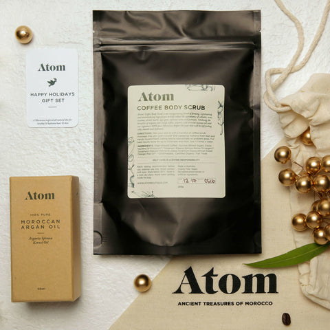 ATOM Happy Holidays Gift Set
