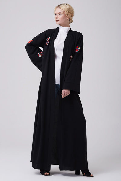 Best Modest Outfits Embroidery