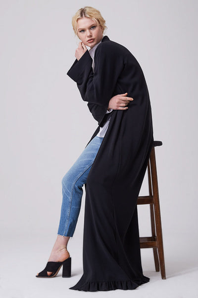 Best Modest Outfits Black Long Sleeve