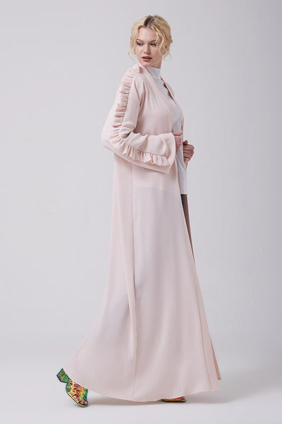 How to Style Abaya in Summer