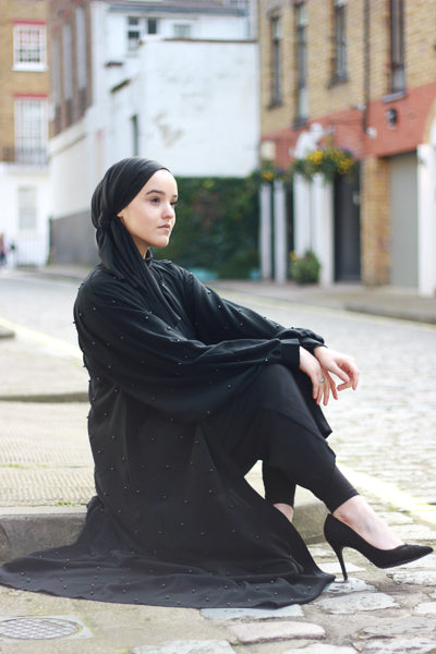 Best Modest Outfits Pearl Abaya