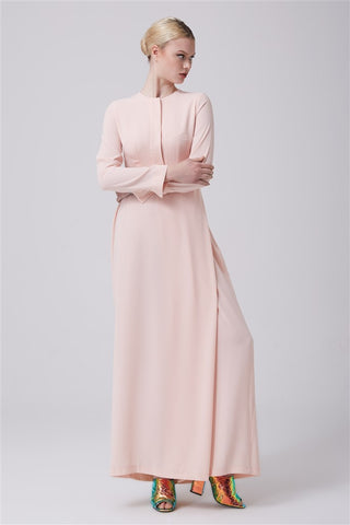 FERADJE London Bushra Jumpsuit blush UK