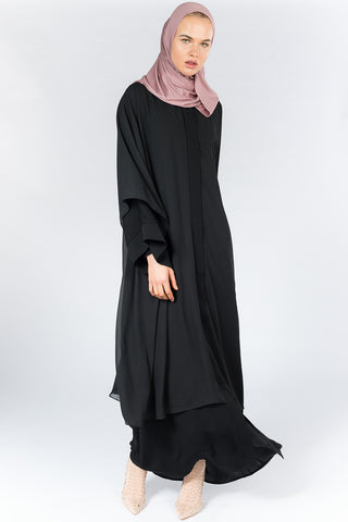 b851f1e71404 EFIL ABAYA. £99.00. QUICK VIEW · FERADJE London Burberry abaya black UK