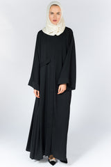 FERADJE London Lucy abaya black UK
