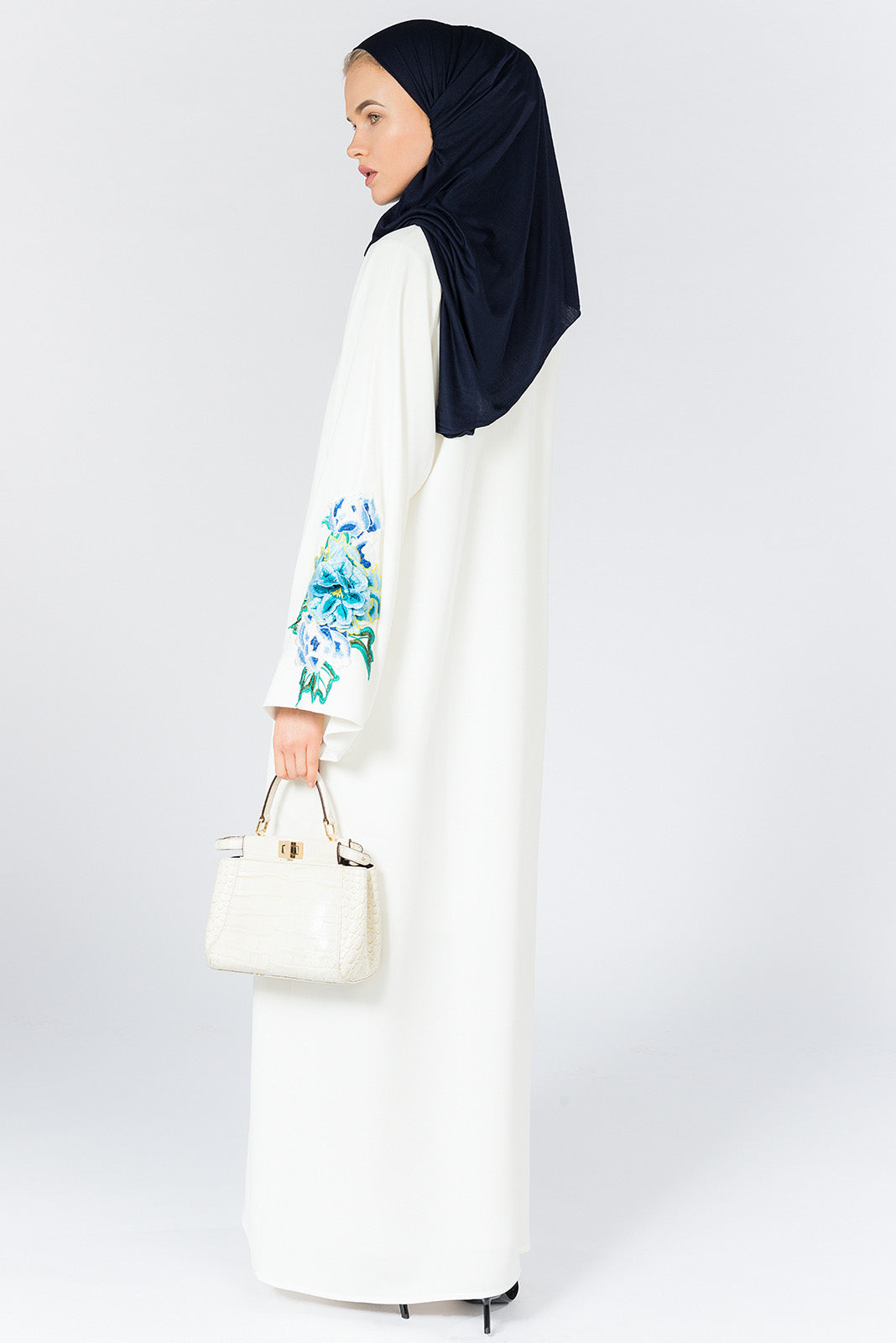 FERADJE London Ocean abaya UK