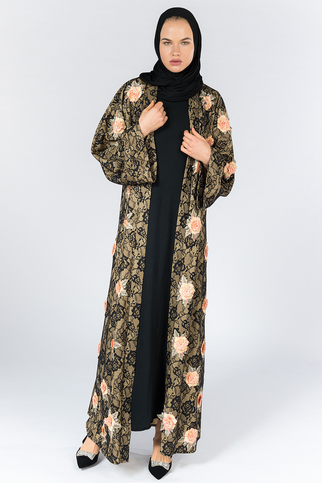 FERADJE London Paris abaya UK