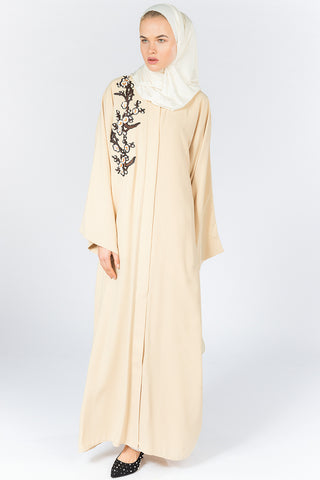 FERADJE London Petunia abaya UK