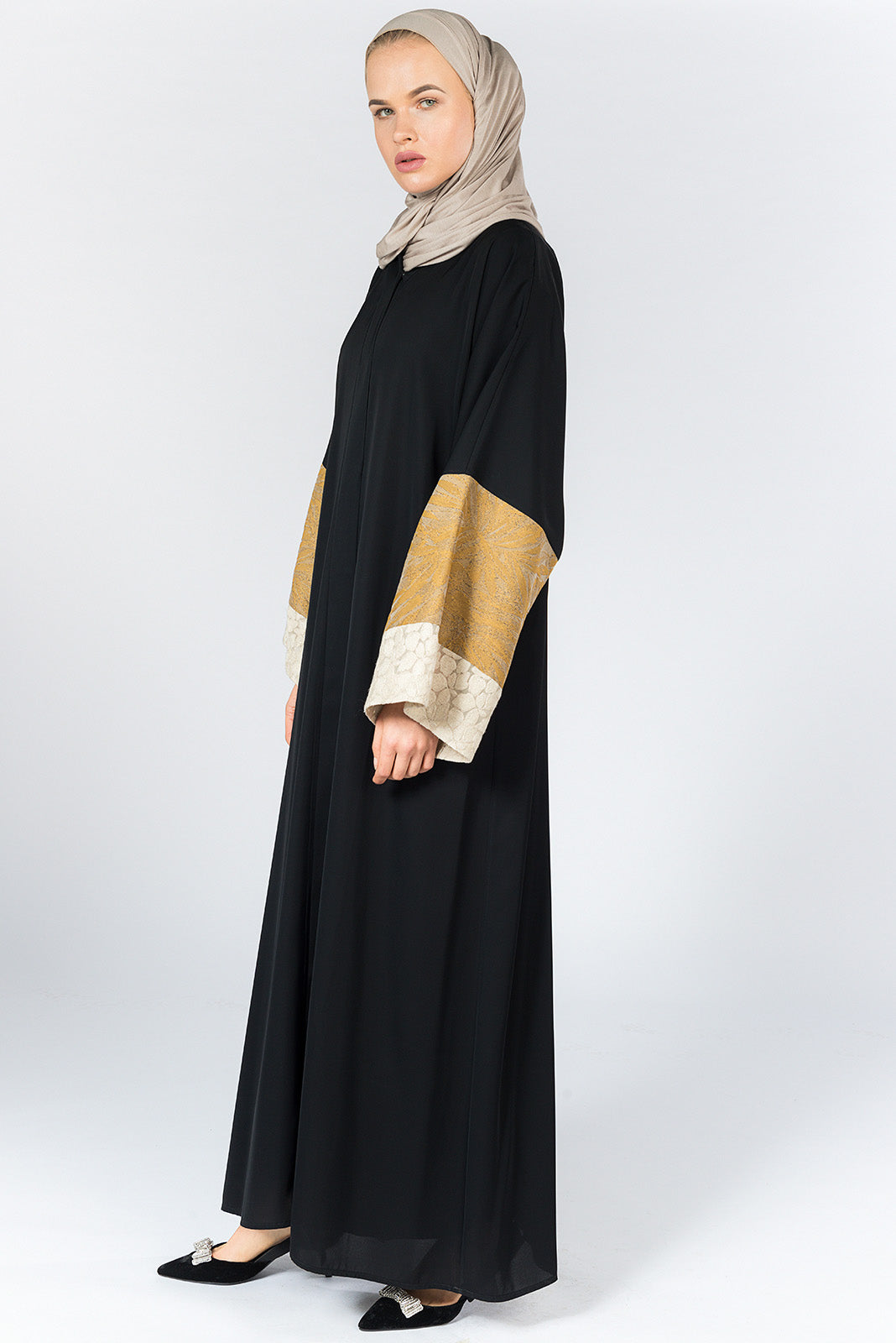FERADJE London Rukiyya abaya UK