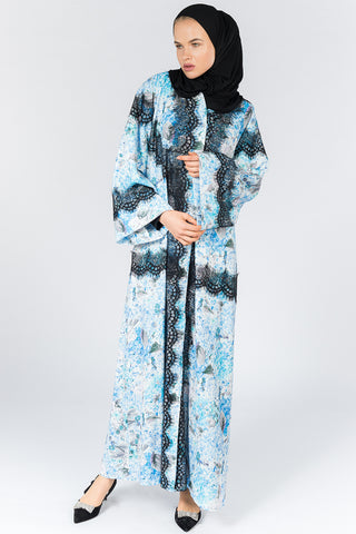 FERADJE London Summer abaya UK