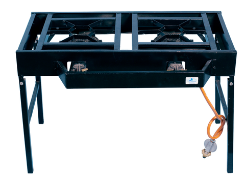 2 Pot Foldable Gas Boiling Table
