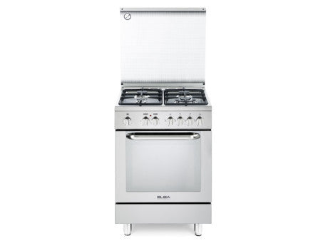 Elba Free Standing 60cm Excellence Gas Electric Stove