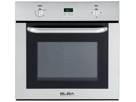 Elba 60cm Premium Fan Assisted Gas Oven
