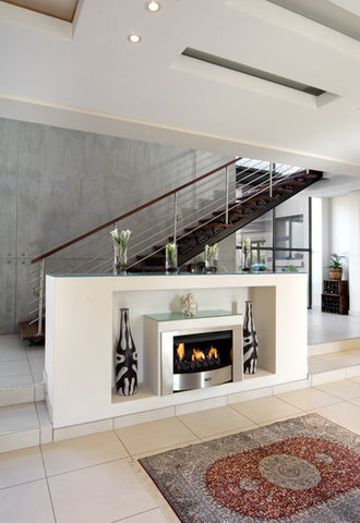 Build in Firebox 1000 Flue-less Gas Fire Place (10kw)