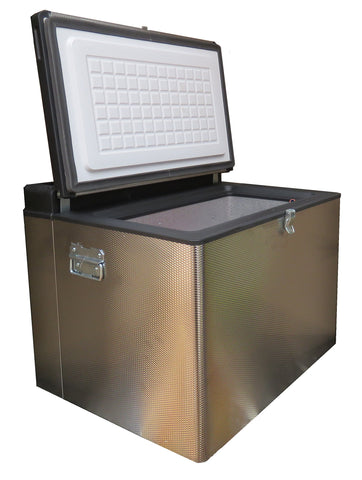 Stainless Steel Camping Freezer (Gas,220v,12v)