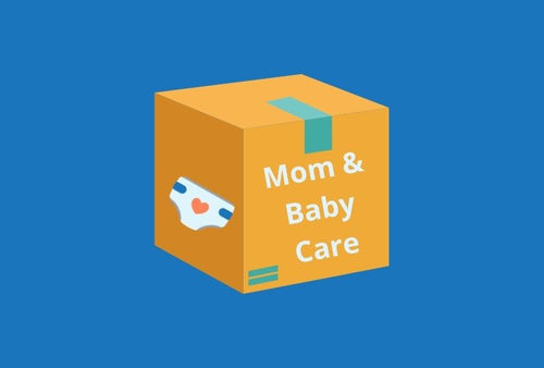 Assorted Baby Care Box