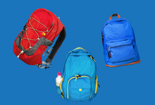 "Load image into Gallery viewer, Backpack Medley- 18"" or  more"