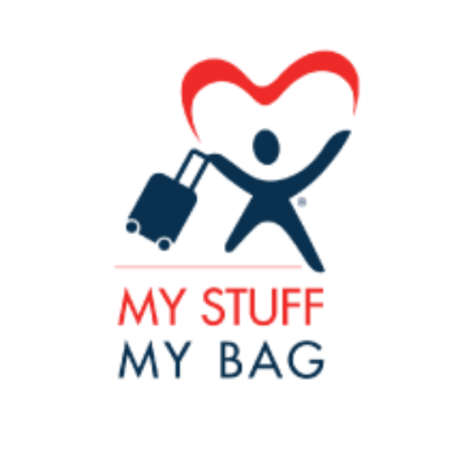 My Stuff, My Bag Suitcase