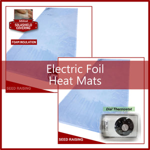 Electric Foil Heat Mats