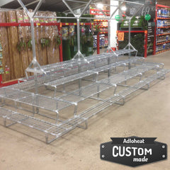 Display Plant Stand Bunnings Collngwood