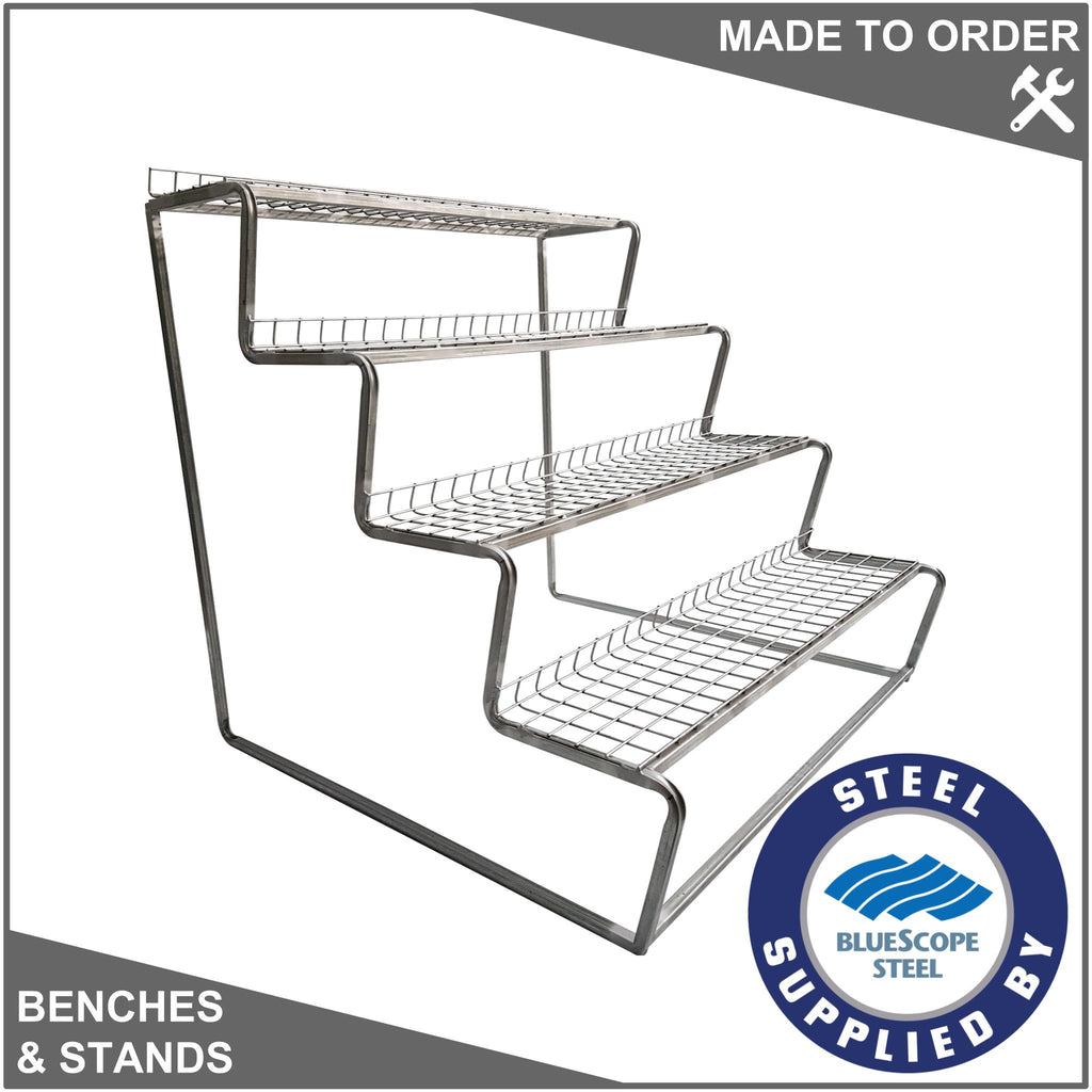 4 Tier Plant Stand - Assorted Sizes