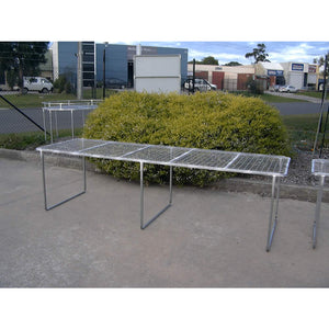 Flat Benches -Adloheat-Horticultural-And-Agricultural-Products