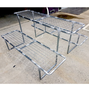 Display Flat Pack Plant Stand