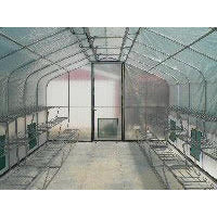Hot House - (2400W x 2300H) -Adloheat-Horticultural-And-Agricultural-Products