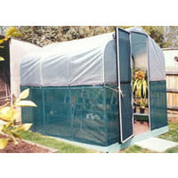 "Shade House - 3000mm (10"") Wide, 2400mm High -Adloheat-Horticultural-And-Agricultural-Products"