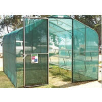 "Shade House - 1800mm (6"") Wide, 2210mm High -Adloheat-Horticultural-And-Agricultural-Products"